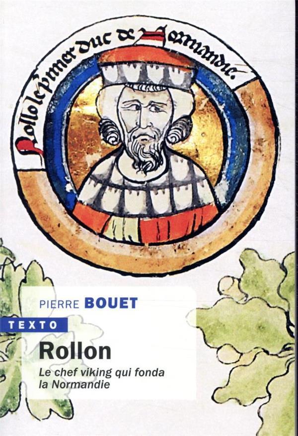 ROLLON  -  LE CHEF VIKING QUI FONDA LA NORMANDIE