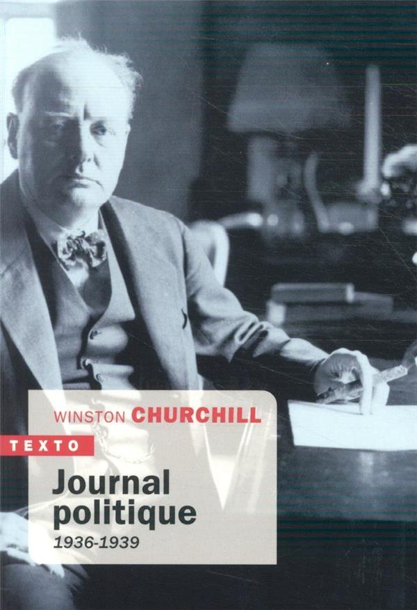 JOURNAL POLITIQUE  -  1936-1939