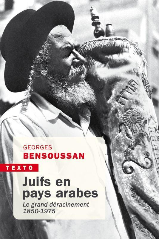JUIFS EN PAYS ARABES   LE GRAND DERACINEMENT 1850 1975