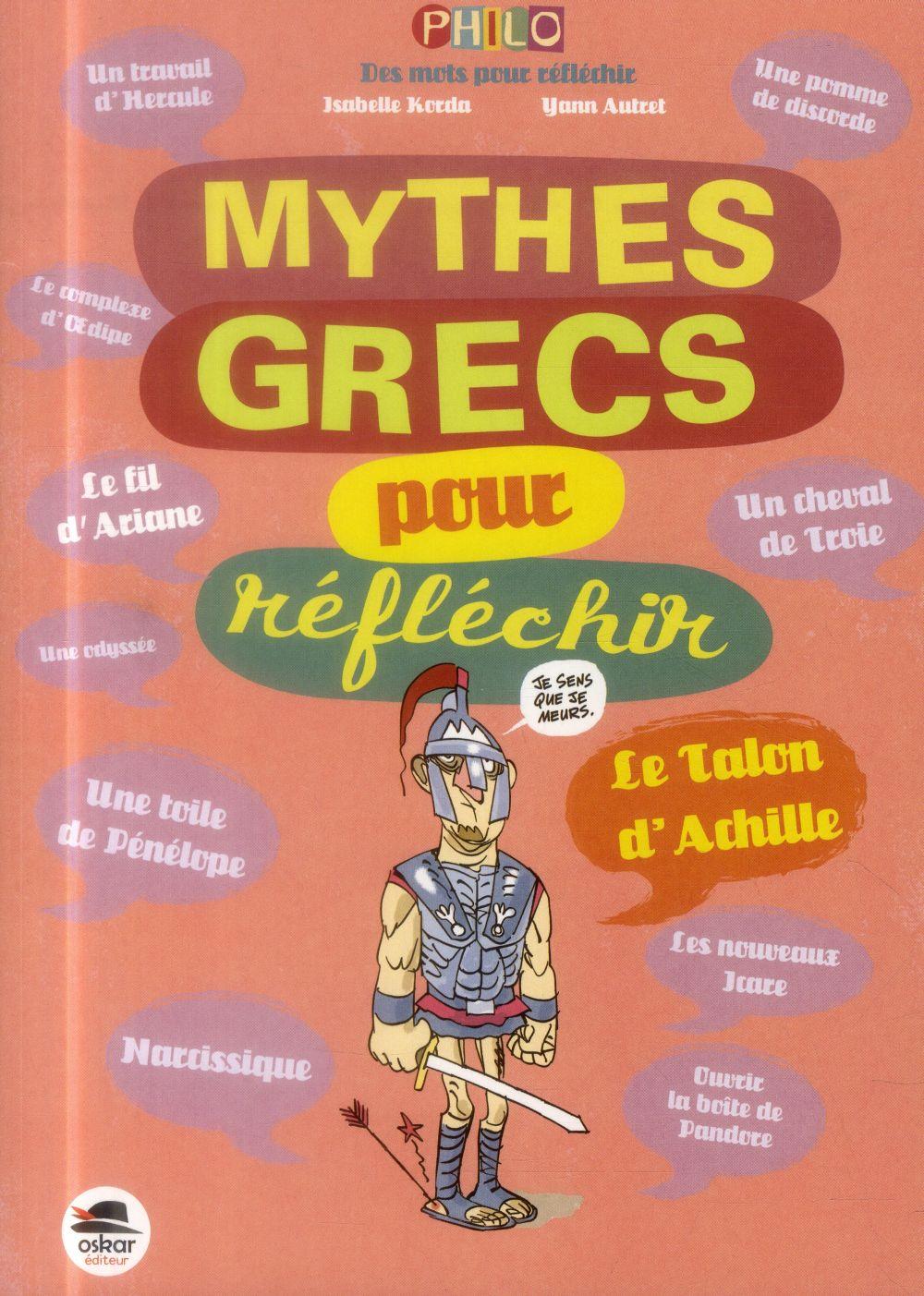 MYTHES GRECS - NOUVELLE EDITION ISABELLE C. OSKAR