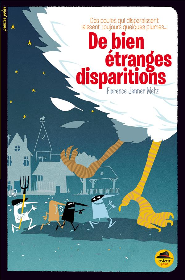 DE BIEN ETRANGES DISPARITIONS