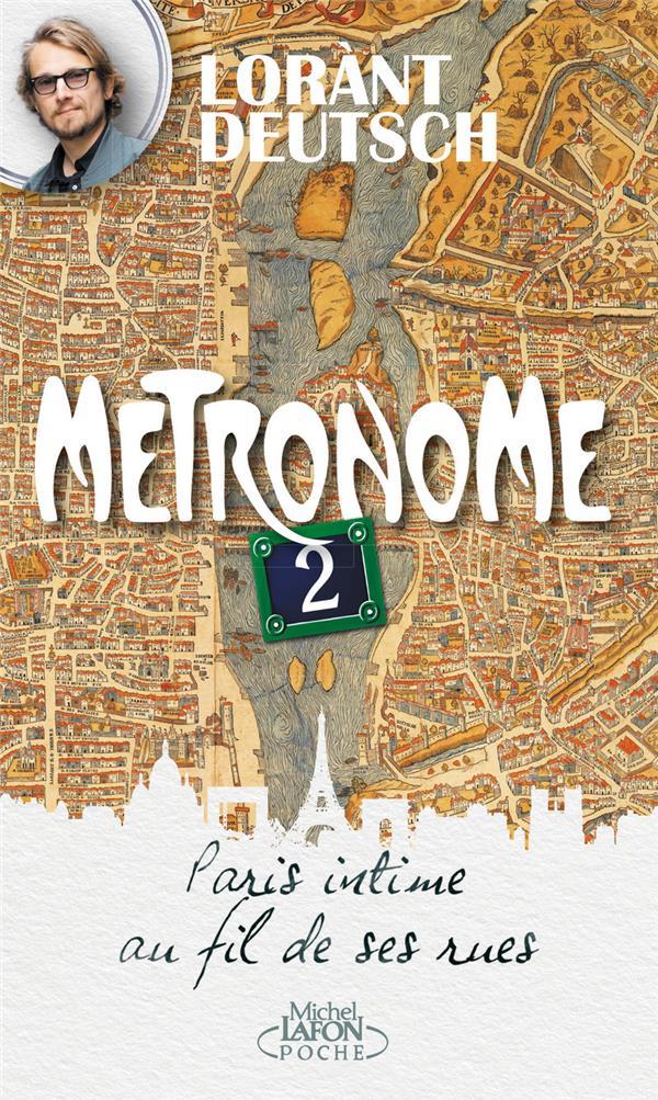 METRONOME 2  LAFON POCHE