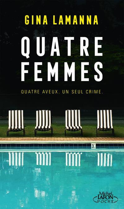 QUATRE FEMMES LAMANNA, GINA LAFON POCHE
