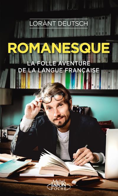 ROMANESQUE DEUTSCH, LORANT LAFON POCHE