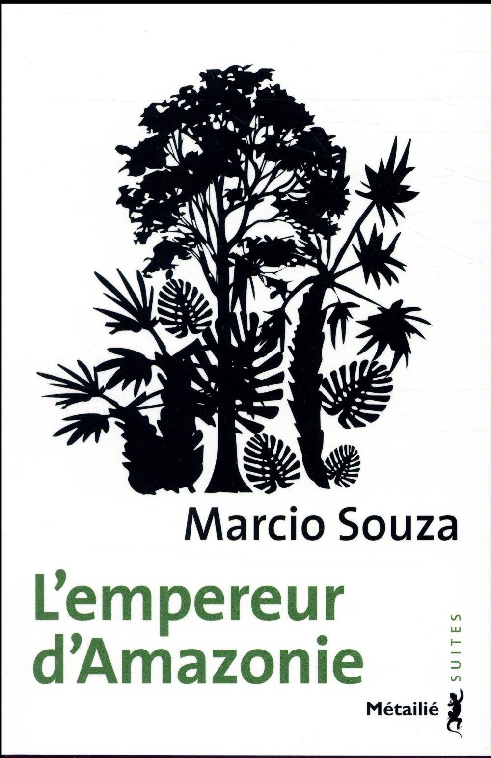 L'EMPEREUR D'AMAZONIE