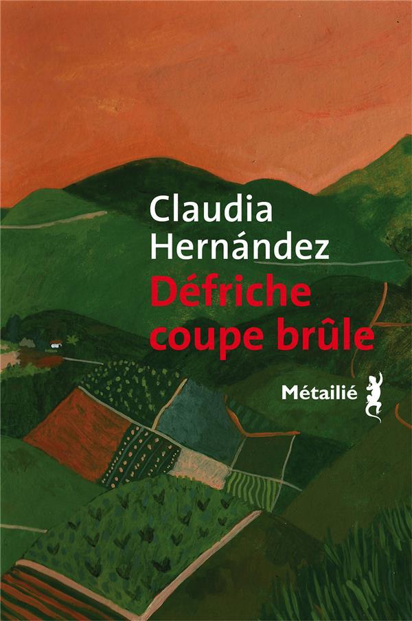 DEFRICHE COUPE BRULE HERNANDEZ CLAUDIA METAILIE