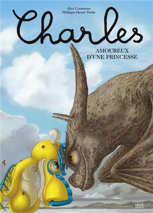 CHARLES  -  AMOUREUX D'UNE PRINCESSE