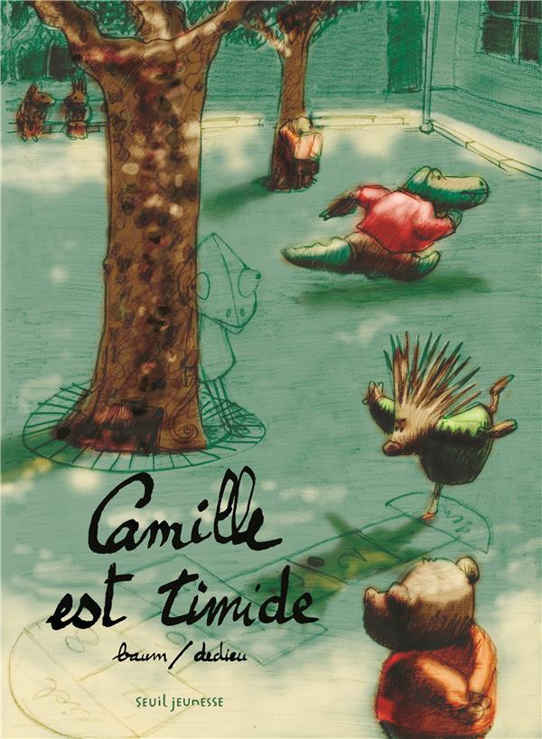 CAMILLE EST TIMIDE