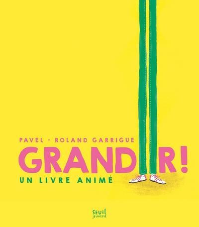 PAVEL  - GRANDIR !