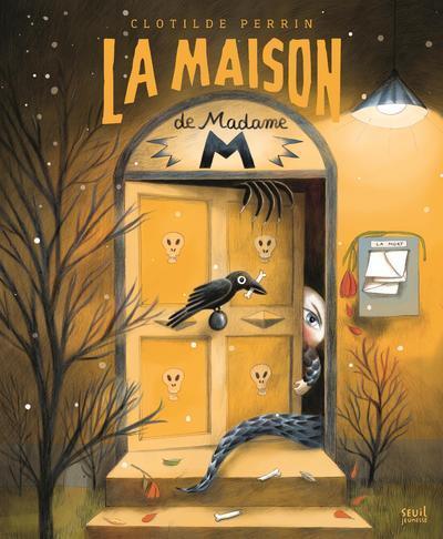 LA MAISON DE MADAME M