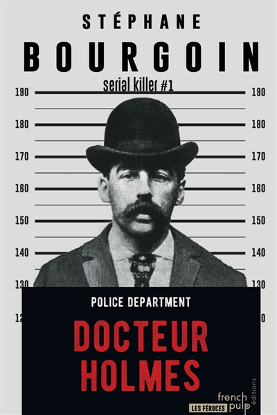 DOCTEUR HOLMES  FRENCH PULP