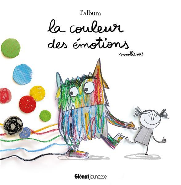 ALBUM LA COULEUR DES EMOTIONS Annallenas Quatre Fleuves
