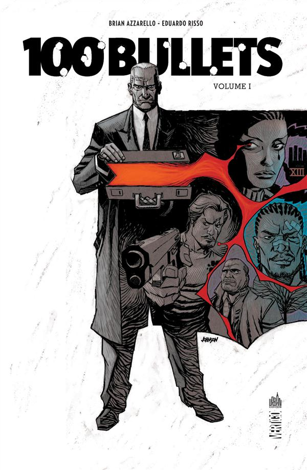 100 BULLETS  -  INTEGRALE VOL.1 AZZARELLO BRIAN Urban comics