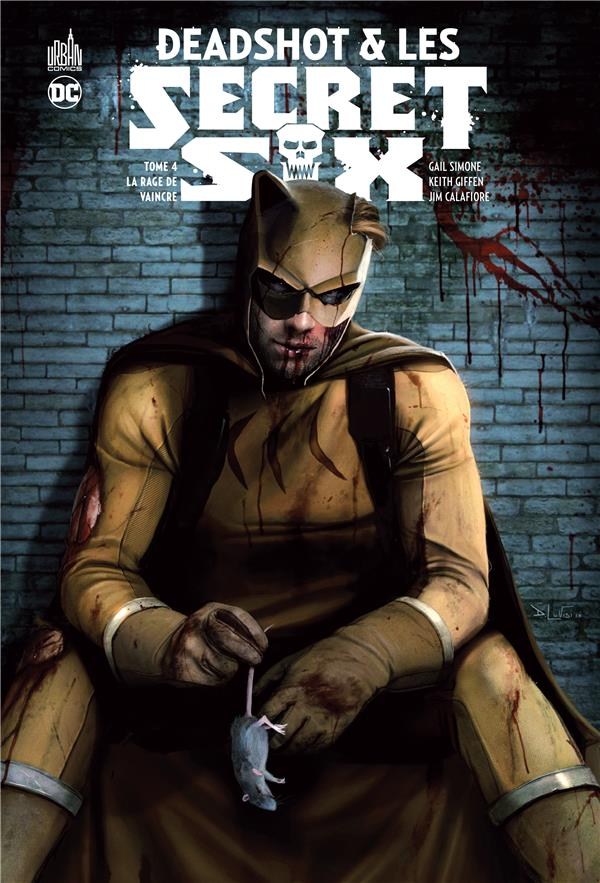 DEADSHOT & LES SECRET SIX TOME 4