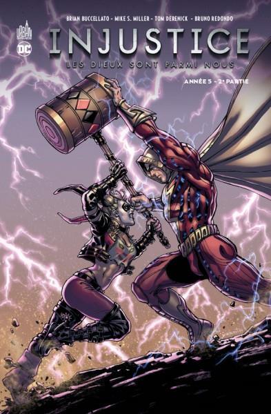 INJUSTICE TOME 10 Buccellato Brian Urban comics