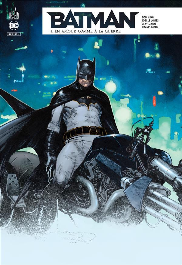 BATMAN REBIRTH TOME 5 XXX URBAN COMICS