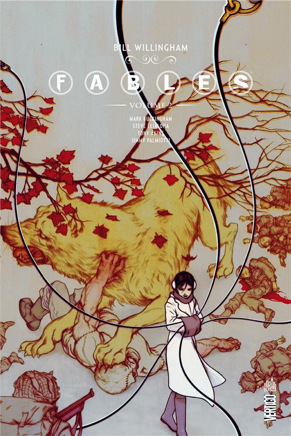 FABLES  -  INTEGRALE VOL.2 XXX URBAN COMICS