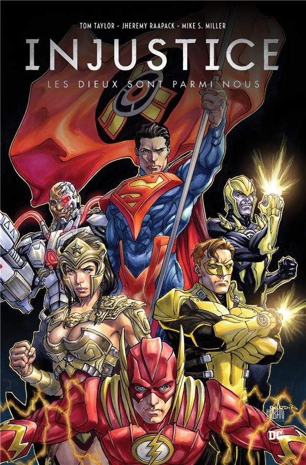INJUSTICE TOME 11 DERENICK TOM URBAN COMICS