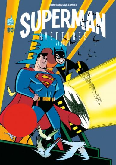 SUPERMAN AVENTURES  - TOME 3 MCCLOUD SCOTT URBAN COMICS