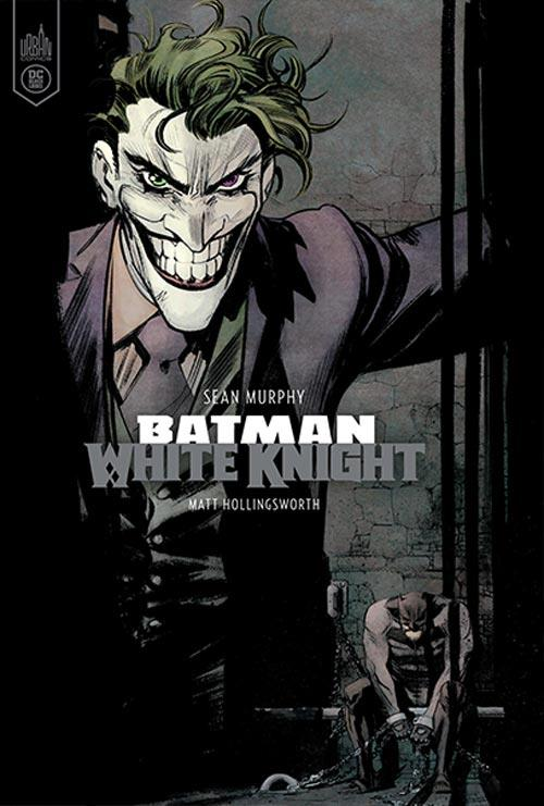 BATMAN  -  WHITE KNIGHT XXX URBAN COMICS