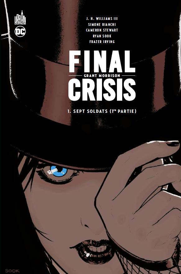 FINAL CRISIS TOME 1 IRVING FRAZER URBAN COMICS