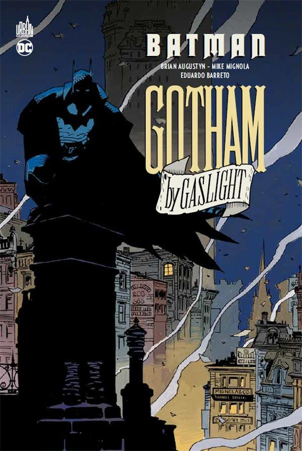 BATMAN : GOTHAM BY GASLIGHT +  DVD XXX URBAN COMICS