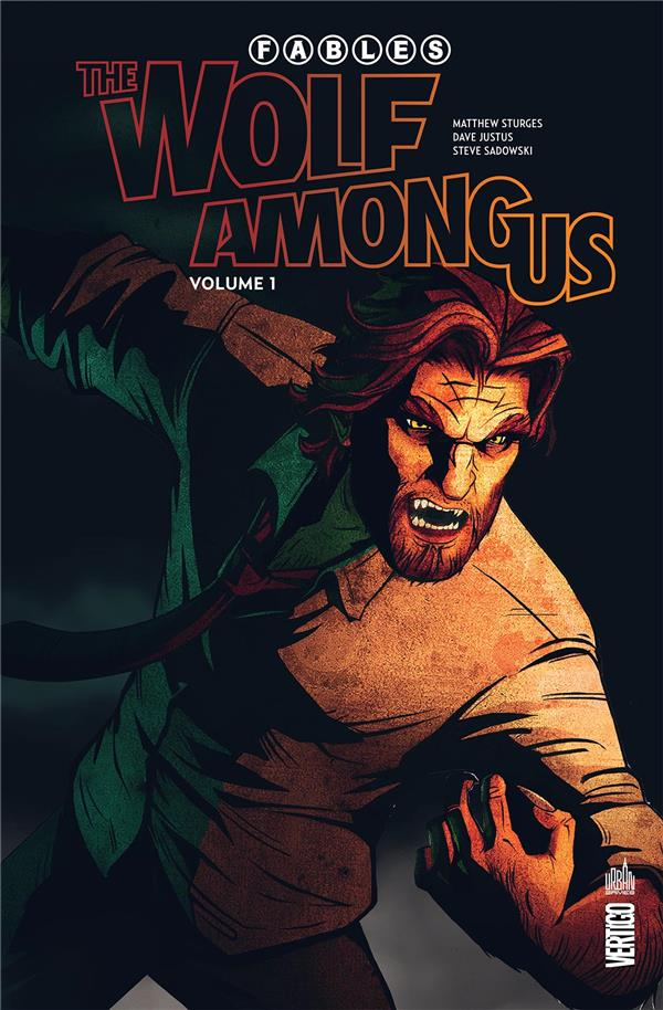 FABLES -  THE WOLF AMONG US TOME 1 STURGES MATTHEW URBAN COMICS