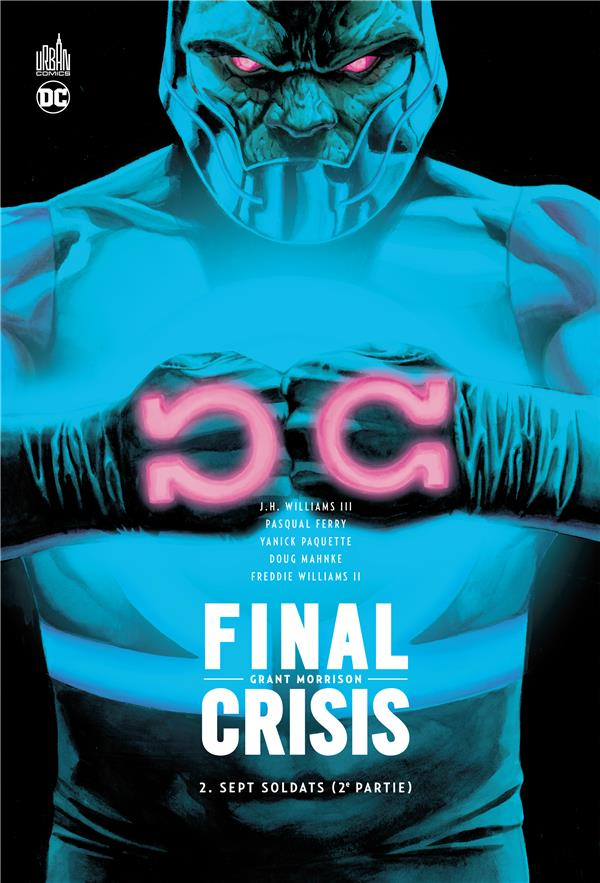 FINAL CRISIS TOME 2 XXX URBAN COMICS