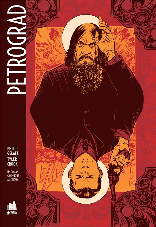 URBAN GRAPHIC - PETROGRAD - NOUVELLE EDITION CROOK TYLER URBAN COMICS