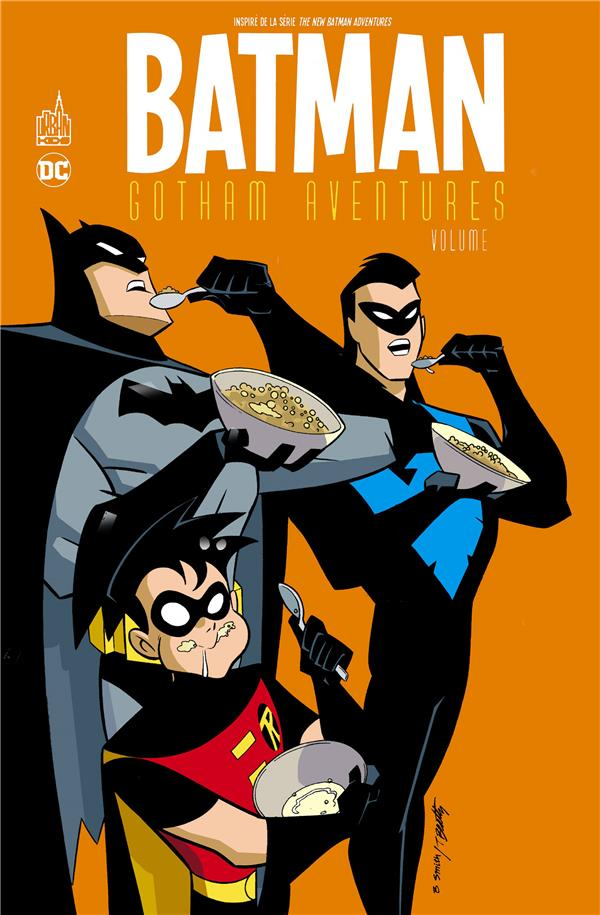 BATMAN - GOTHAM AVENTURES T.3 PETERSON SCOTT URBAN COMICS