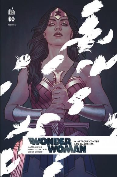 WONDER WOMAN REBIRTH T.6     ATTAQUE CONTRE LES AMAZONES