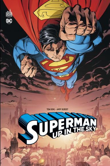SUPERMAN:UP IN THE SKY - SUPERMAN : UP IN THE SKY - TOME 0 KING, TOM  URBAN COMICS