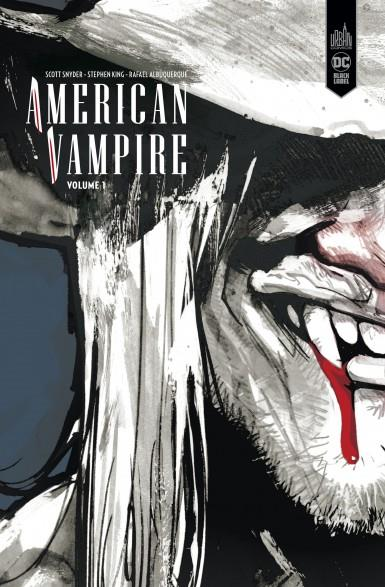 AMERICAN VAMPIRE  -  INTEGRALE VOL.1  -  T.1 ET T.2 SNYDER, SCOTT  URBAN COMICS