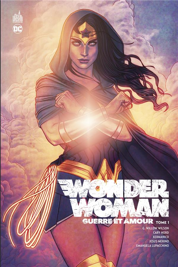 WONDER WOMAN GUERRE et AMOUR T.1 WILSON, G. WILLOW  URBAN COMICS