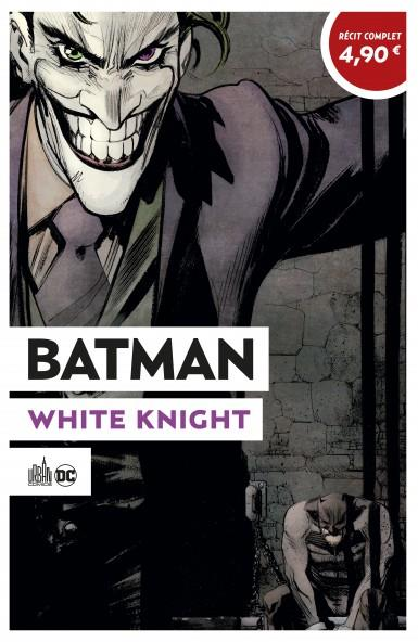 BATMAN  -  WHITE KNIGHT MURPHY, SEAN URBAN COMICS