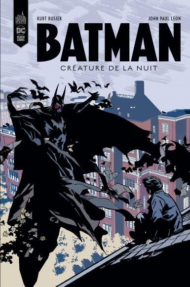 BATMAN  -  CREATURE DE LA NUIT