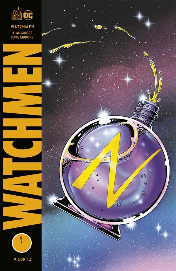 WATCHMEN - DC ORIGINALS N.9