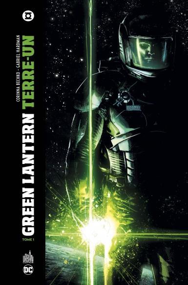 GREEN LANTERN - TERRE-UN T.1 HARDMAN, GABRIEL URBAN COMICS