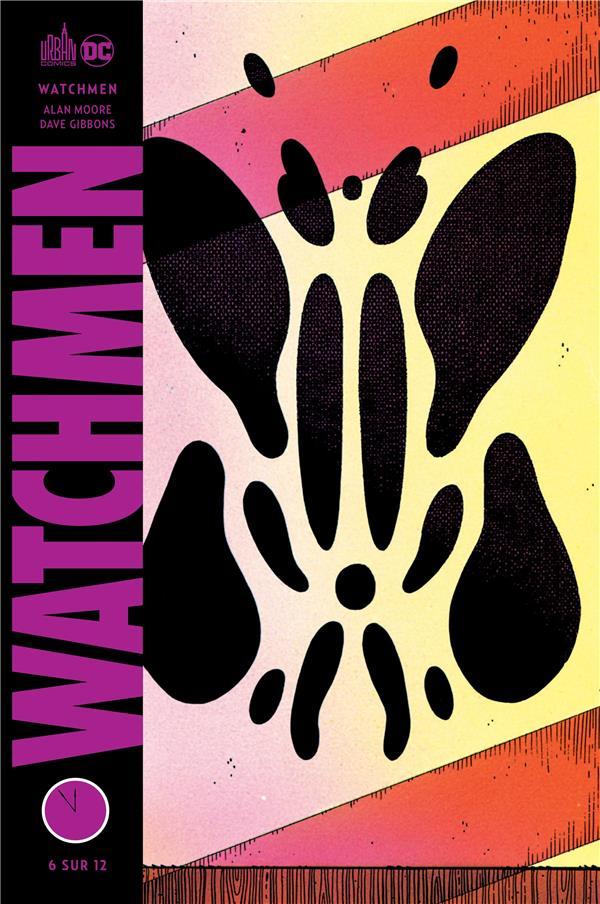 WATCHMEN - DC ORIGINALS N.6  MOORE, ALAN  URBAN COMICS