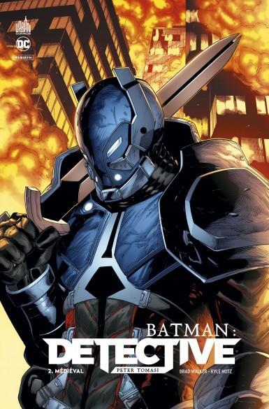 BATMAN - DETECTIVE T.2  -  MEDIEVAL TOMASI PETER URBAN COMICS