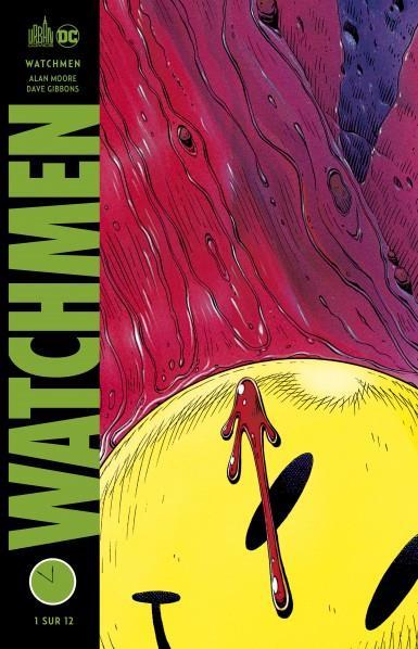 WATCHMEN - DC ORIGINALS N.1 MOORE, ALAN  URBAN COMICS