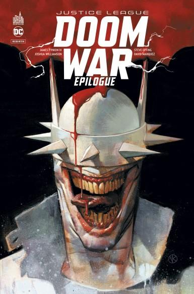JUSTICE LEAGUE  -  DOOM WAR  -  EPILOGUE XXX URBAN COMICS