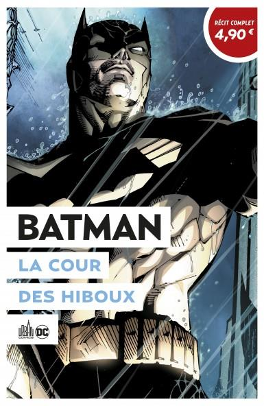 BATMAN  -  LA COUR DES HIBOUX SNYDER, SCOTT  URBAN COMICS
