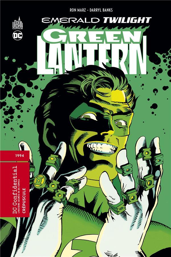 GREEN LANTERN  -  EMERALD TWILIGHT