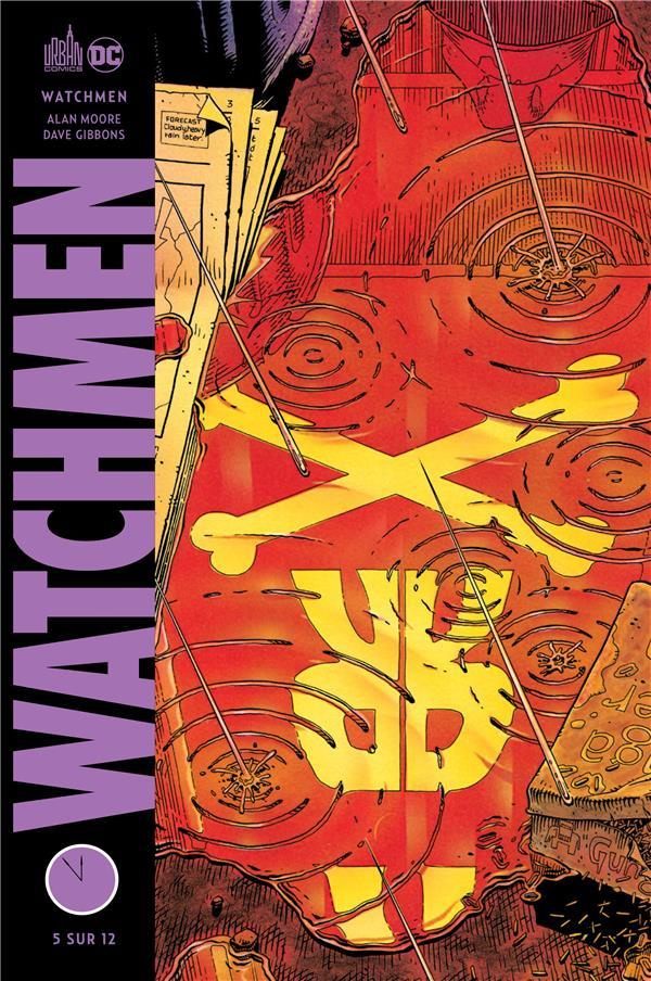WATCHMEN - DC ORIGINALS N.5 MOORE ALAN URBAN COMICS