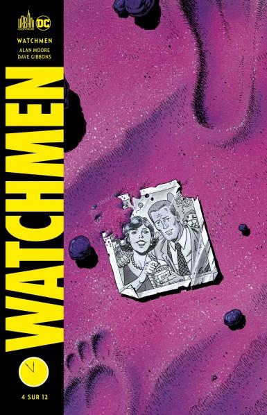 WATCHMEN - DC ORIGINALS N.4