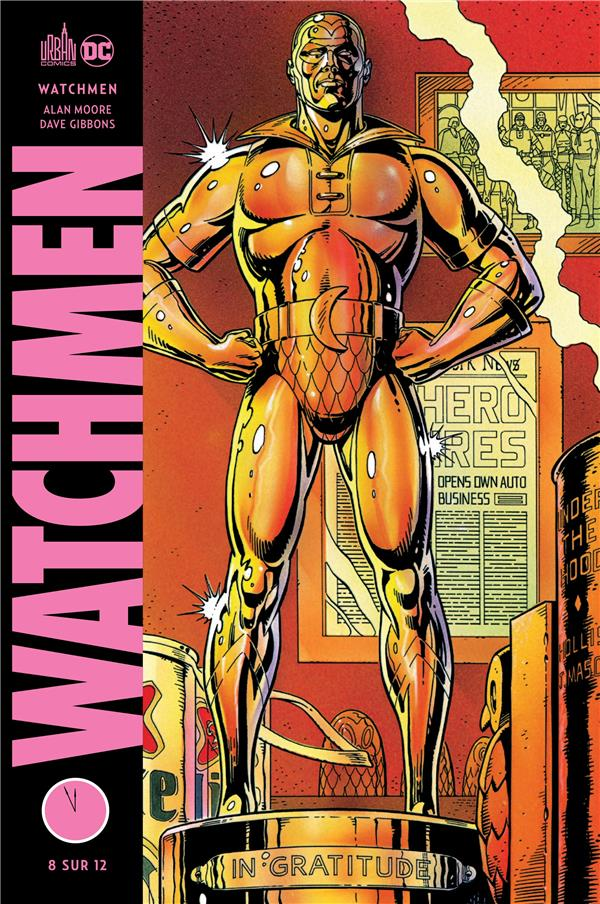 WATCHMEN - DC ORIGINALS N.8  MOORE, ALAN  URBAN COMICS