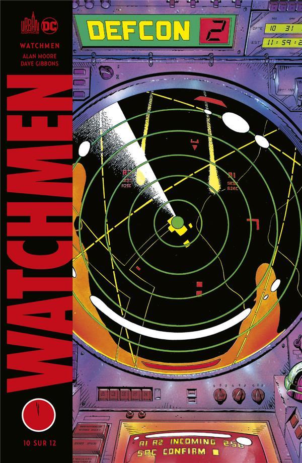 WATCHMEN - DC ORIGINALS N.10  MOORE, ALAN  URBAN COMICS
