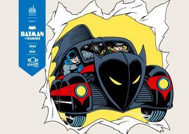 BATMAN THE DAILIES - TOME 2 XXX NC