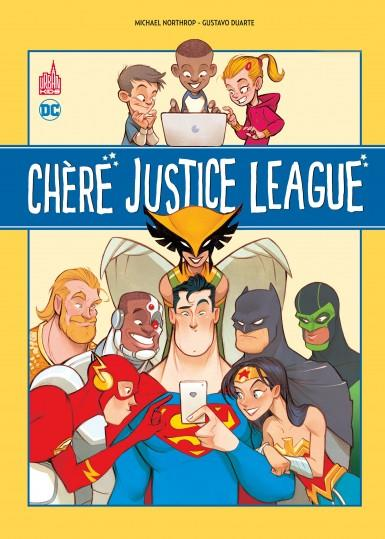CHERE JUSTICE LEAGUE NORTHROP, MICHAEL URBAN COMICS